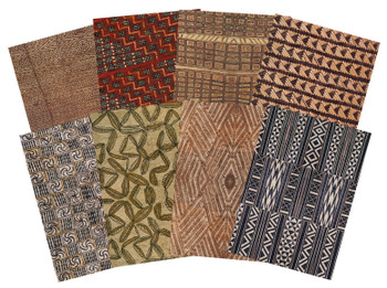 Pattern Paper A4 - Pacific Islands (Pack of 40)