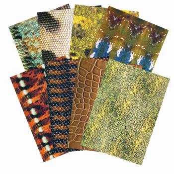 Pattern Paper A3 - Reptile (Pack of 40)