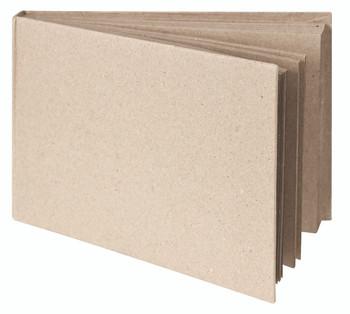 Sketchbook - Kraft Paper (19 x 14cm)