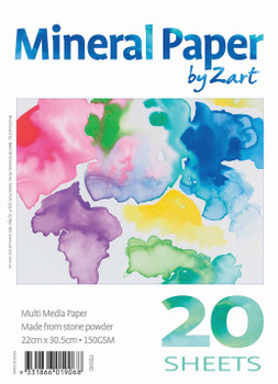 Mineral Paper Pad A4 (150gsm)