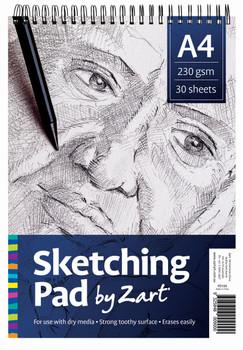Sketching Pad A4 - 230gsm