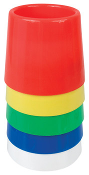 Water Pots No. 5 - Assorted Colours (Set of 5)