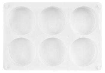 Plastic Paint Palette #60 - Pack of 10