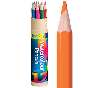 Watercolour Pencils - Pack of 12