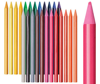 Woodless Watercolour Pencils - Pack of 24