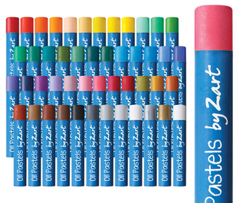 Oil Pastels - Large (Pack of 48)