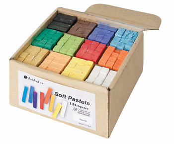 Soft Pastels - Pack of 144