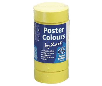 Poster Colours Refill - Lemon