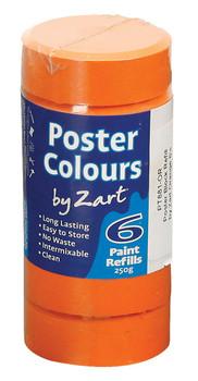 Poster Colours Refill - Orange