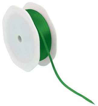 Satin Ribbon - Green