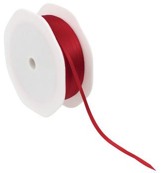 Satin Ribbon - Red