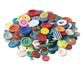 Buttons - Assorted (600g)