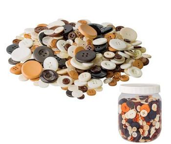 Buttons - Natural (600g)