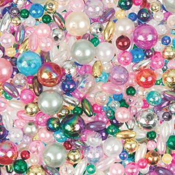 Pearl Mix Beads (25g)