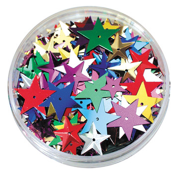 Sequins in a Jar - Stars (50g)