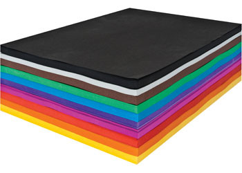 Cover Paper A4 125gsm - Assorted (500 Sheets)