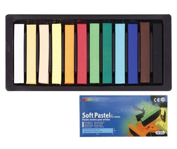Mungyo Dry Pastels - Pack of 12