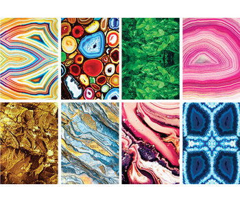 Pattern Paper - Elements (Pack of 40)
