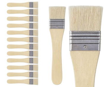 Wide Flat Brush 50mm - Pack of 12