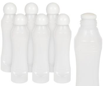 Empty Dot Marker Bottles - Pack of 6