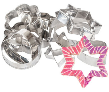 Budget Metal Cutters - Pack of 15
