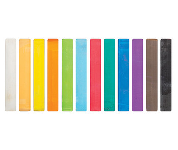 Chalk Pastels - Pack of 12