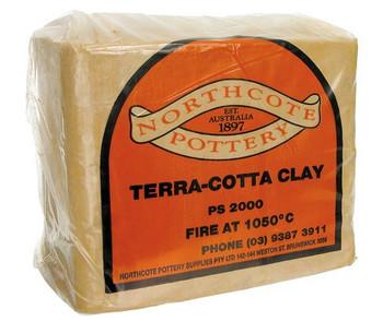 Terracotta Clay 10kg