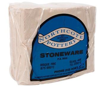 Stoneware Clay 10kg