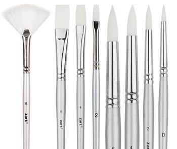 Dynamic Taklon Brush Set