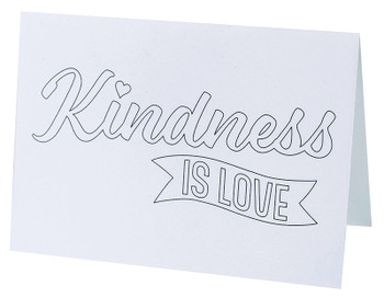 ColourMe Kindness Gift Cards - Pack of 10