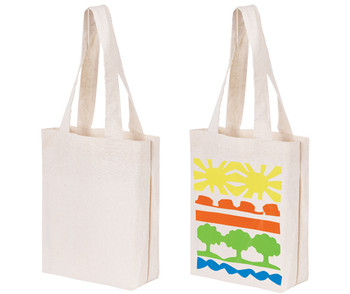 Calico Bag - Small (Pack of 10)