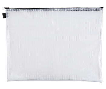 Pouch / Wallet with Zip (35.5 x 28cm)