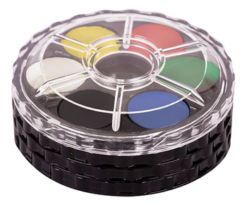 Watercolour Paint Disc - Pack of 18