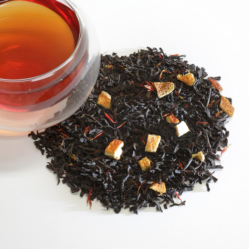 Blood Orange Black  Tea Loose