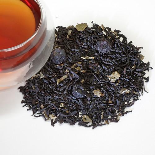 Blueberry Black Loose Tea AD