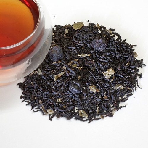 Blueberry Black Loose Tea AD