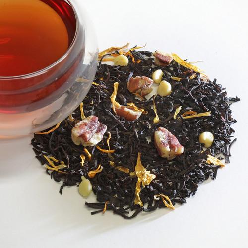 Pecan Black Loose Leaf Tea