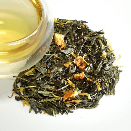 Citron Green Green Loose Leaf Tea