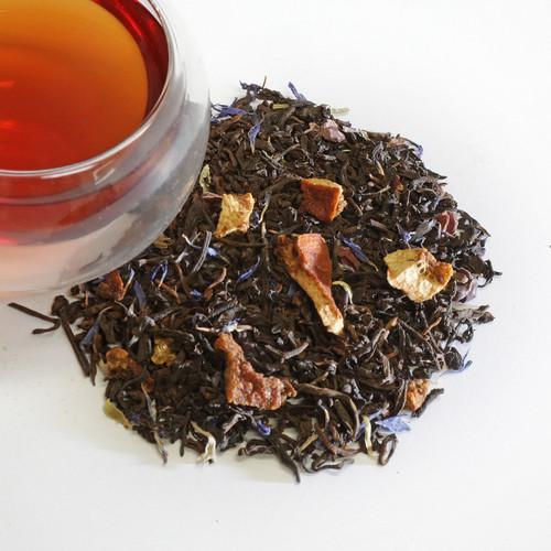 Pu_ERH Chocolate Orange Loose Leaf Tea