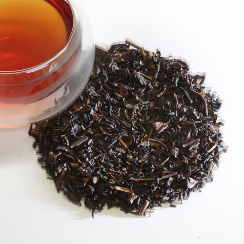 Almond Oolong Black Loose Leaf Tea