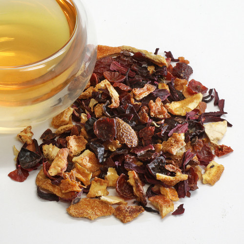 Blood Orang Herbal Tea Wellness