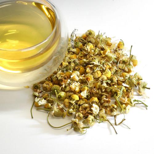 Chamomile Herbal Tea Wellness
