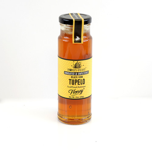 BLACK GUM TUPELO HONEY 12oz