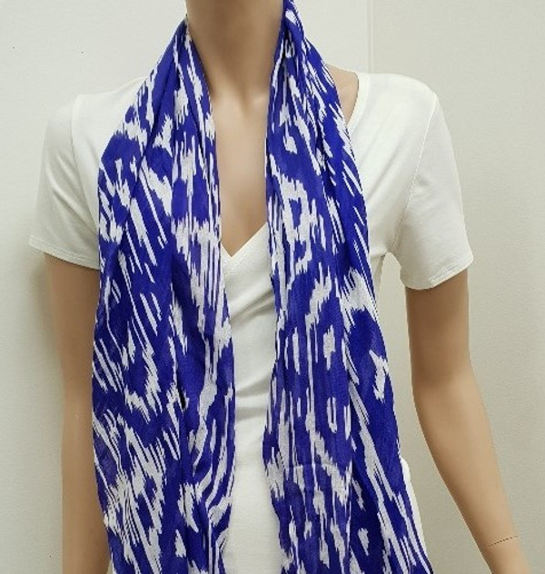 Witjuti 100% Bamboo Printed Scarf - 9 Designs Available