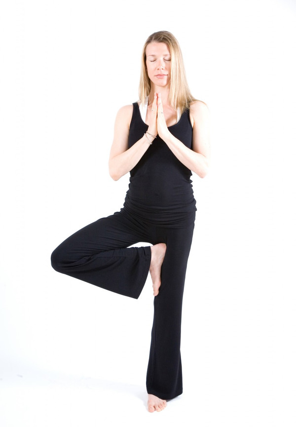GREAT FOR YOGA / Pictured: Black
