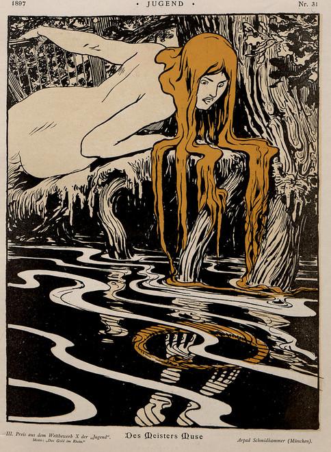 Jugend Germanic Art Nouveau & Jugendstil Images Download