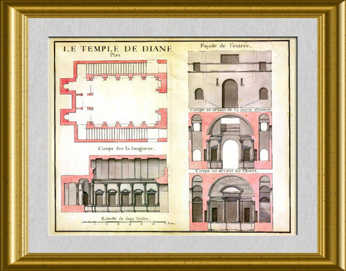 Vintage Architectural Drawings Collection (Download Link)
