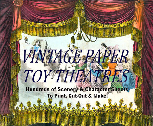 Paper Toy Theatre Printable Sheets