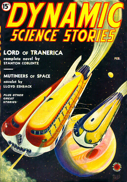 Vintage Sci-Fi Comic Covers - Printable Image Collection (Download)
