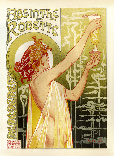 Antique French Advertising Posters To Print and Sell